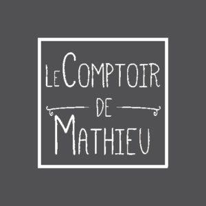 Le Comptoir De Mathieu - logo